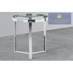 E63 Modern Round End Table