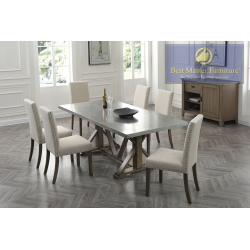 DX1521 Transitional Dining Set