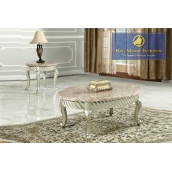 S780 Marble Coffee Table Set