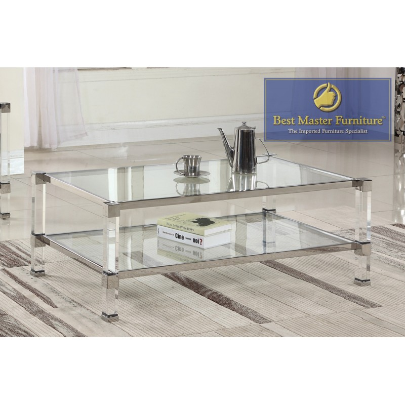 Gw122 Modern Coffee Table Set Best Master Furniture