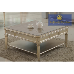 T1810 Mirrored Coffee Table...