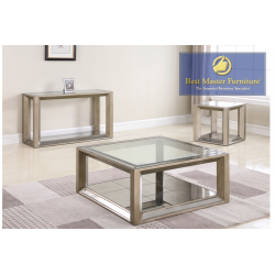 T1900 Mirrored Coffee Table...