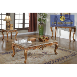 150 Marble Coffee Table Set