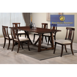 ANGEL Transitional Dining Set