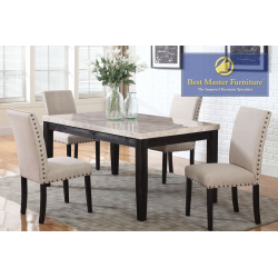 9802 Marble Dining Set