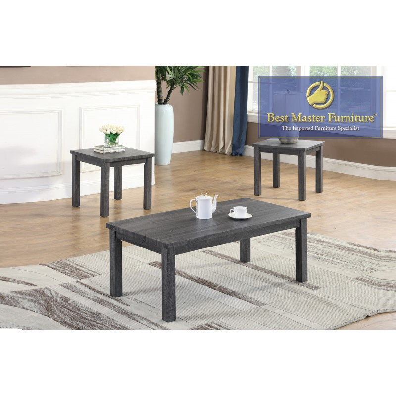 Transitional Coffee Table Sets 4