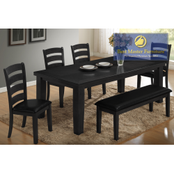 Carol Transitional Dining Set