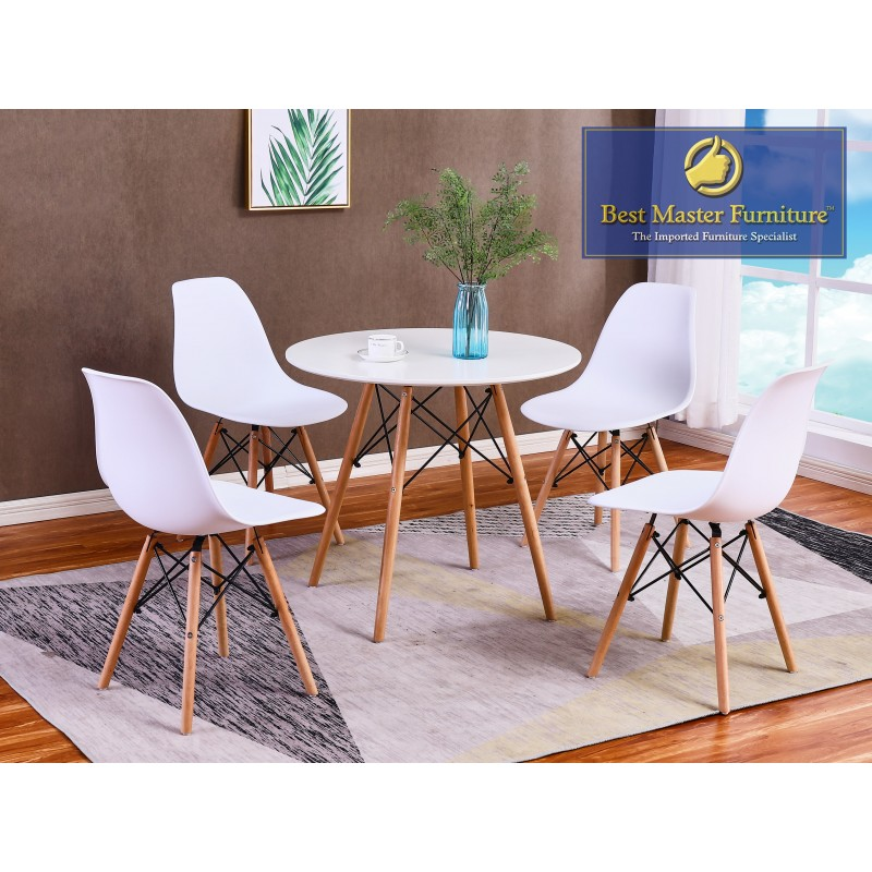 Groovy G02 Modern Dining Set Best Master Furniture Caraccident5 Cool Chair Designs And Ideas Caraccident5Info