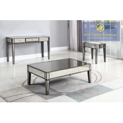 T1920 Mirrored Coffee Table...