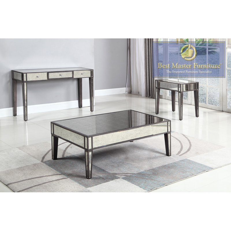 T1920 Modern Coffee Table Set Best Master Furniture