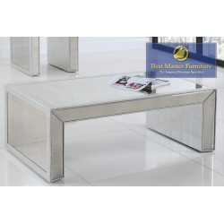 T1850 Mirrored Coffee Table...