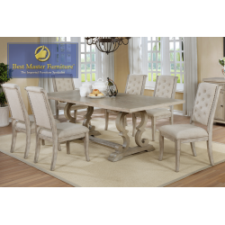 D1081 Transitional Dining Set