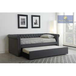 LT002 Twin Daybed w/ Trundle