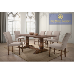 Ellen Transitional Dining Set