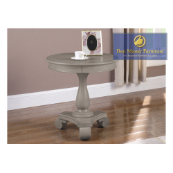 Y106 Round End Table