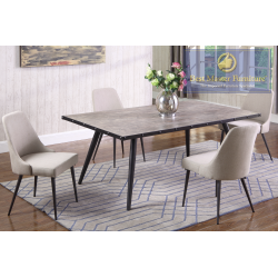 DX800 Transitional Dining Set