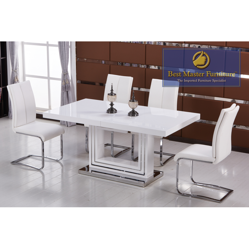 Ba207 Modern Dining Set Best Master