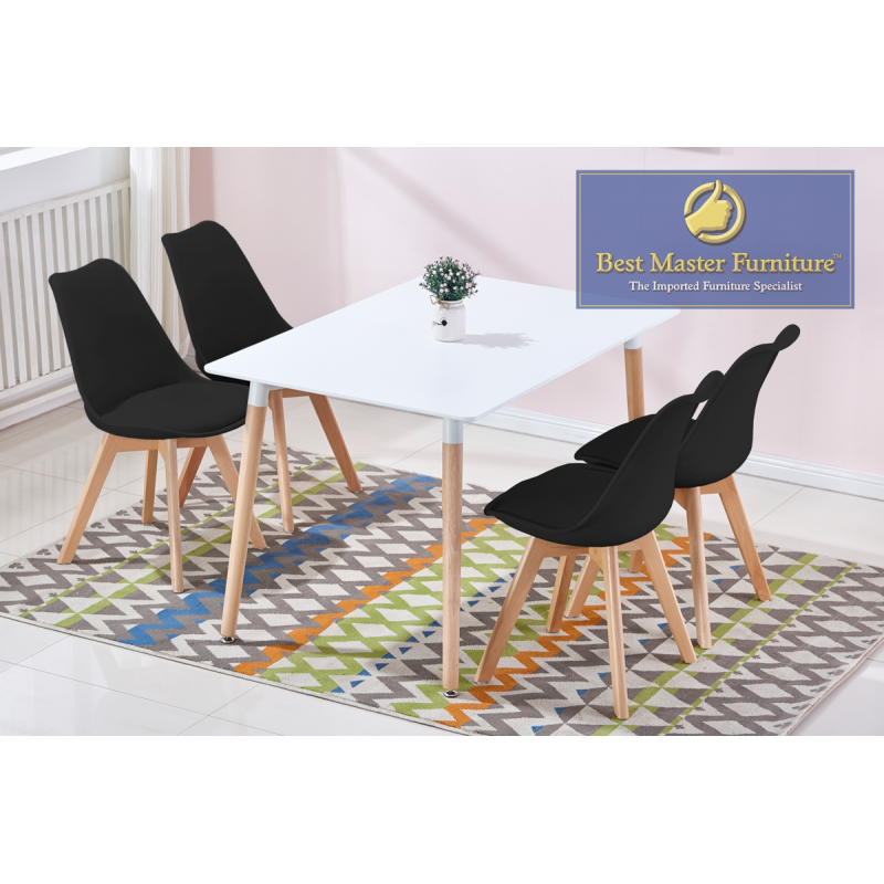 Strange G01 Modern Dining Set Best Master Furniture Caraccident5 Cool Chair Designs And Ideas Caraccident5Info