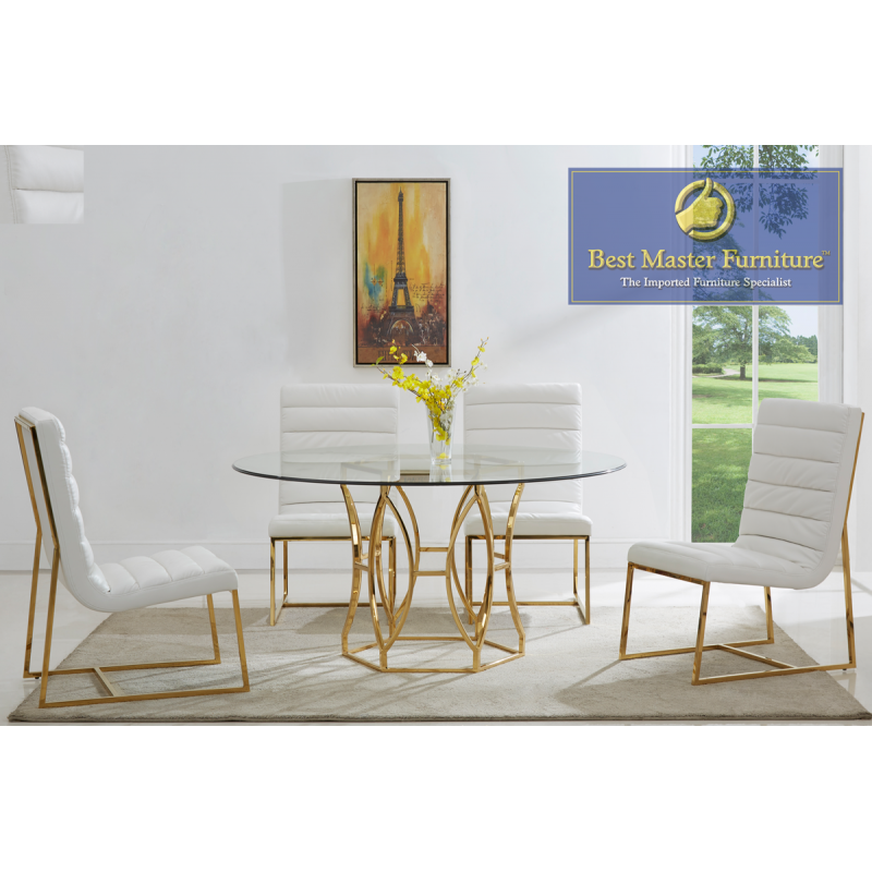 Phenomenal Gw119 Modern Dining Set Best Master Furniture Gmtry Best Dining Table And Chair Ideas Images Gmtryco