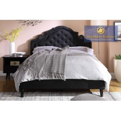 YY133 Upholstered Bed