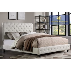 YY132 Upholstered Bed
