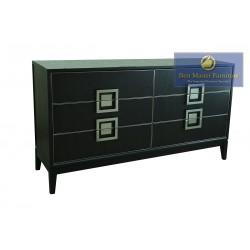 B1009 Dresser & Nightstand