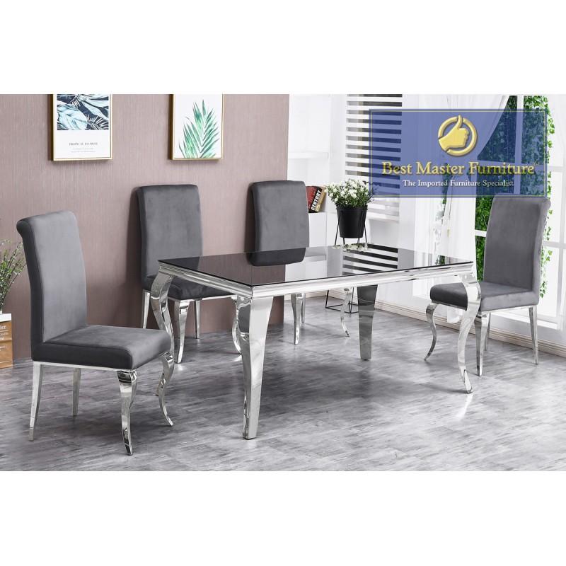 T10 Modern Dining Set Best Master Furniture