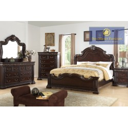 B1005 Traditional Bedroom Set