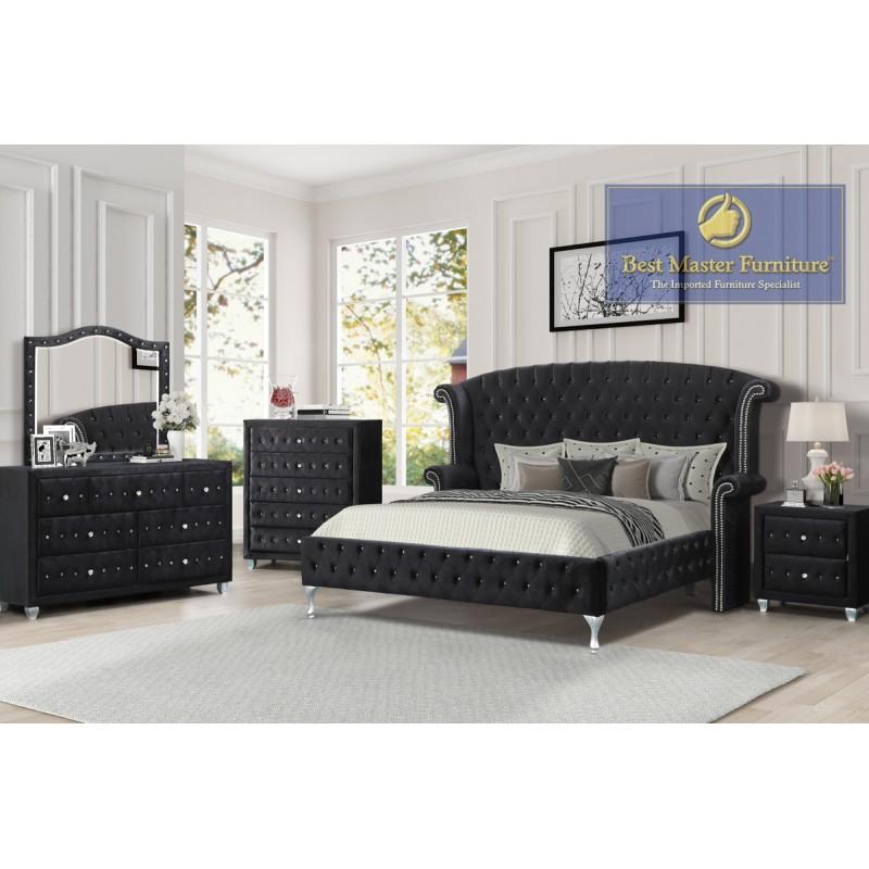 B1981 Modern Bedroom Set Best Master Furniture