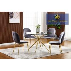 T04 Modern Dining Set