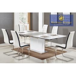 U626 Modern Dining Set