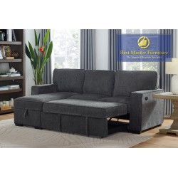 BL101 Upholstered Sectional