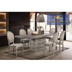 Fiona Transitional Dining Set