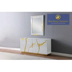T1945 Sideboard and Mirror