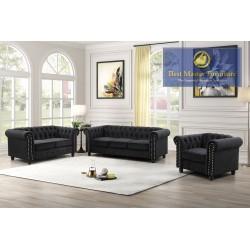 YS001 Velvet Sofa Set