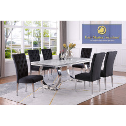 LX01 Modern Dining Set