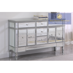 BM2003 Mirrored Cabinet