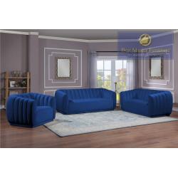 VP001 Velour Sofa Set