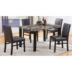 CD037 Transitional Dining Set