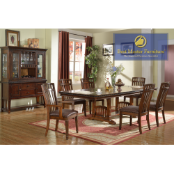 Z100 Traditional Dining Set