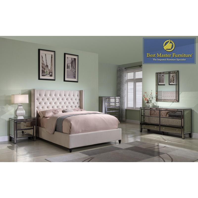 T1920 Bedroom | Best Master Furniture
