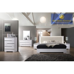 ATHEN Modern Bedroom Set