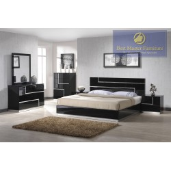 BARCELONA Modern Bedroom Set