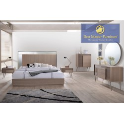 BRAZIL Modern Bedroom Set