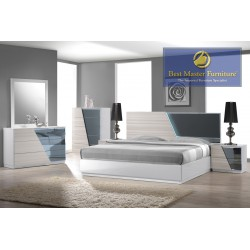 MANCHESTER Modern Bedroom Set