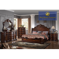 B1003 Traditional Bedroom Set