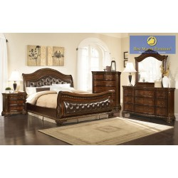 B1508 Traditional Bedroom Set