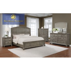 B4000 Rustic Bedroom Set