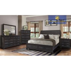 KATE Rustic Bedroom Set