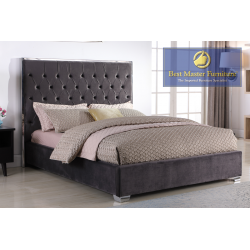 1520 Upholstered Bed